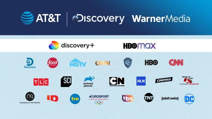 WarnerMedia Discovery merger