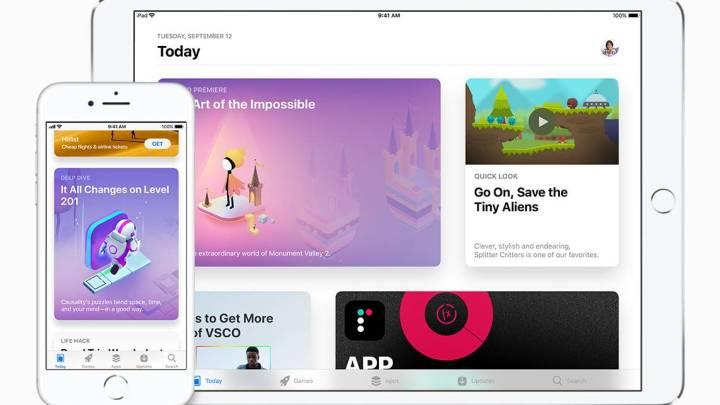 Apple App Store 2020