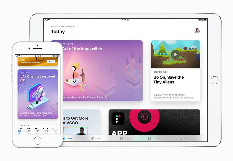 Apple report scam apps