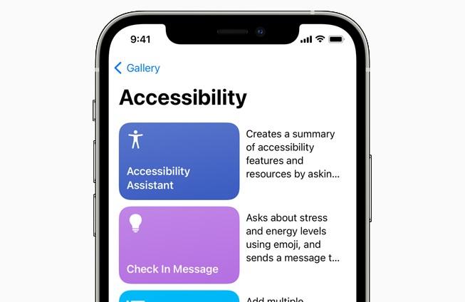 iOS 15 features