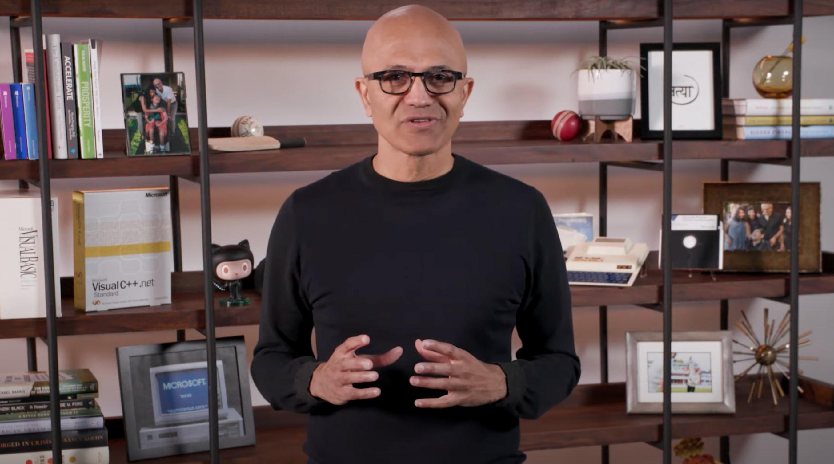Microsoft CEO Satya Nadella just teased the biggest Windows update in a  decade – BGR