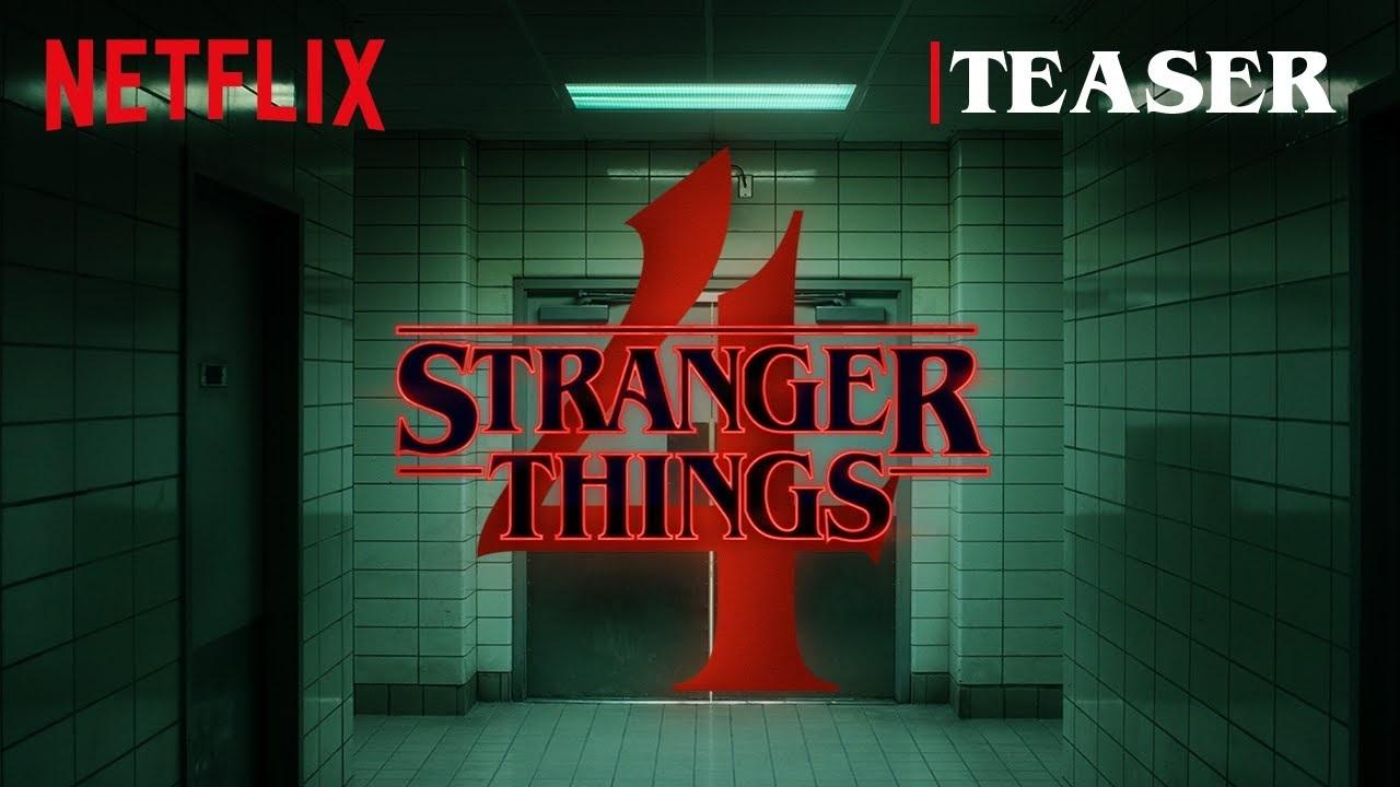 Stranger Things 4 trailer