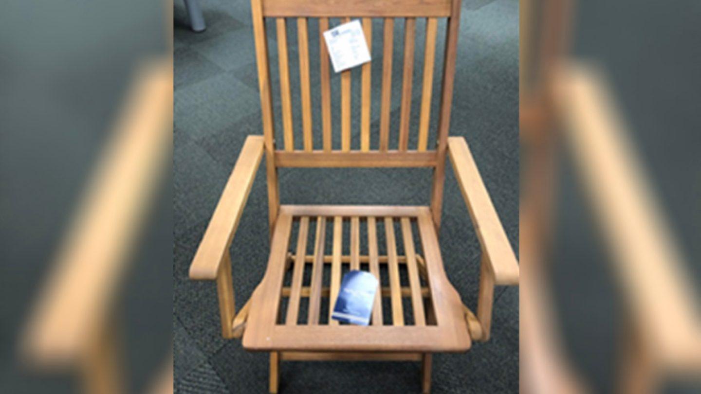 chair recall