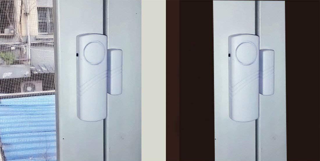Top Window Alarms