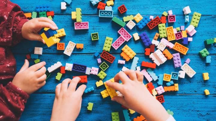 Lego Math Learning