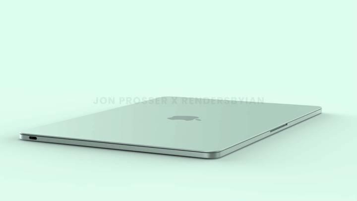 MacBook Air Mini-LED
