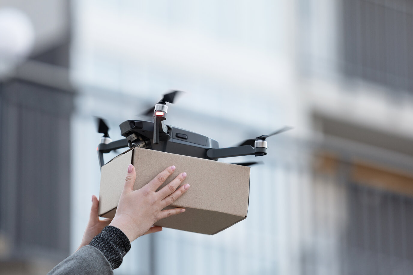 This big grocery chain is about to start delivering some orders with drones