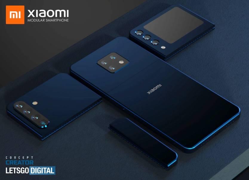 Téléphone modulaire Xiaomi