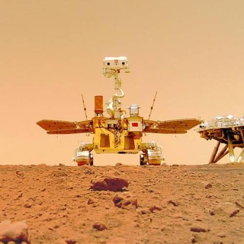china rover