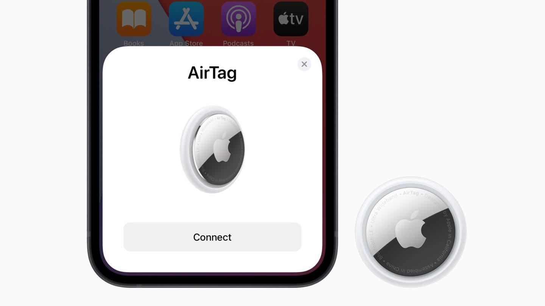 Apple AirTag update