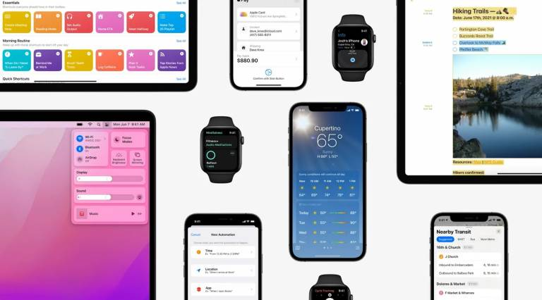 Apple Watch audio meditations