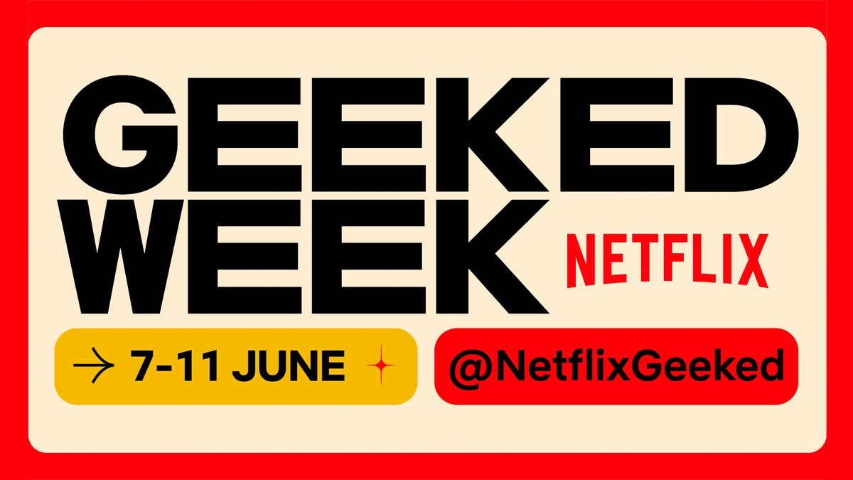 <p>24 biggest announcements from Netflix's Geeked Week 2021 thumbnail