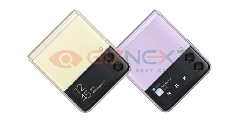 Galaxy Z Flip 3 Design
