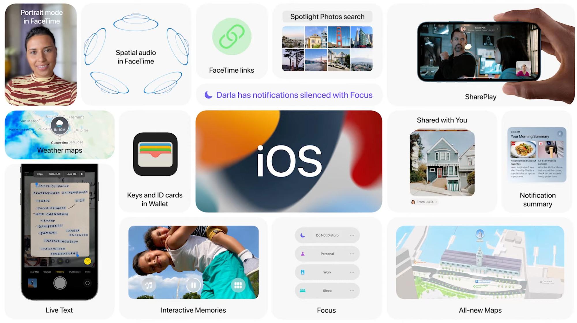 Apple just released iOS 15 and iPadOS 15 public beta 4