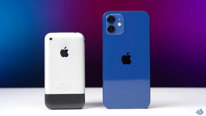 iPhone 12 Vs Original iPhone
