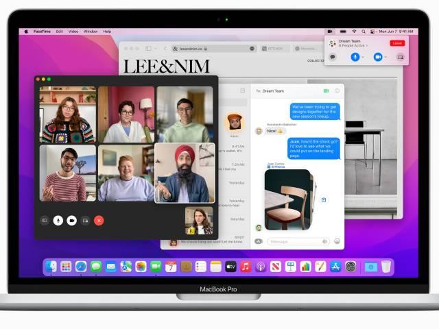 macOS Monterey Live Text