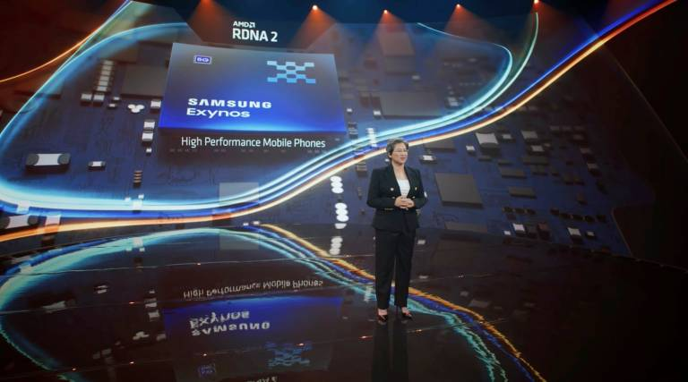 Samsung AMD RDNA 2 GPU