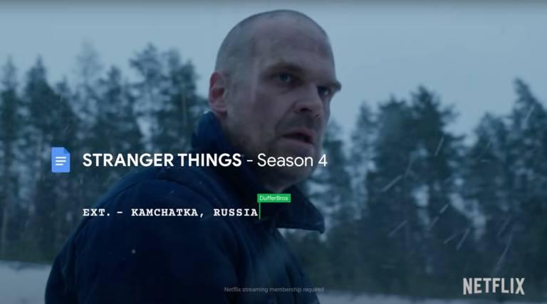 Stranger Things 4 Spoilers