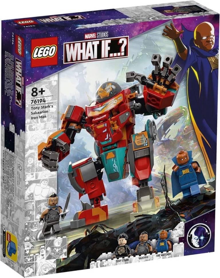 What If...? Iron Man Lego