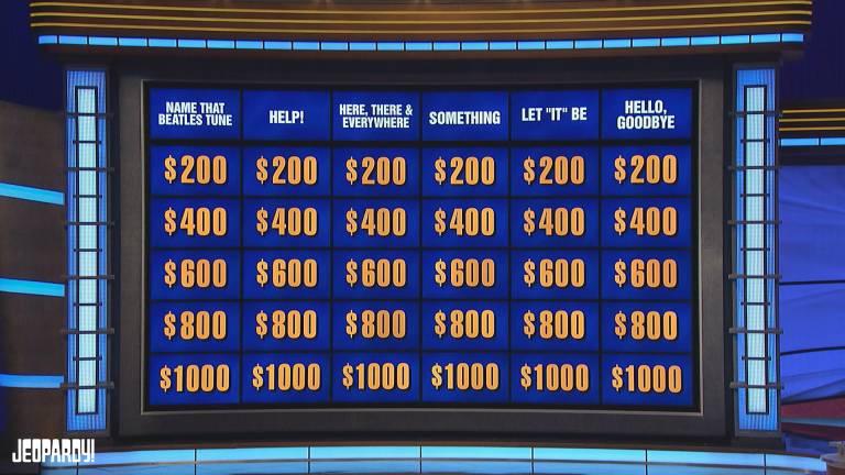 Jeopardy episodes