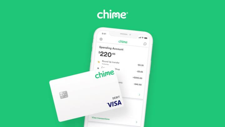 Chime banking app