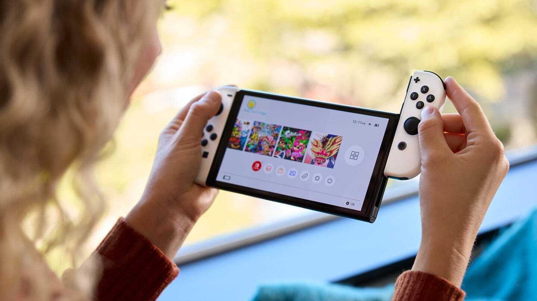 Nintendo Switch update 12.1.0