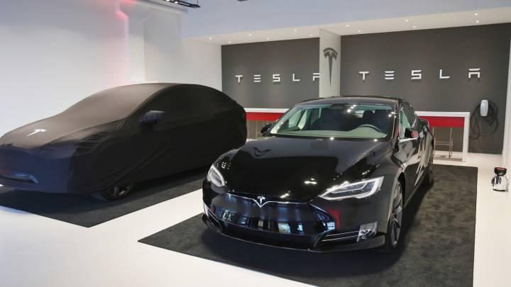 Tesla update Disney+