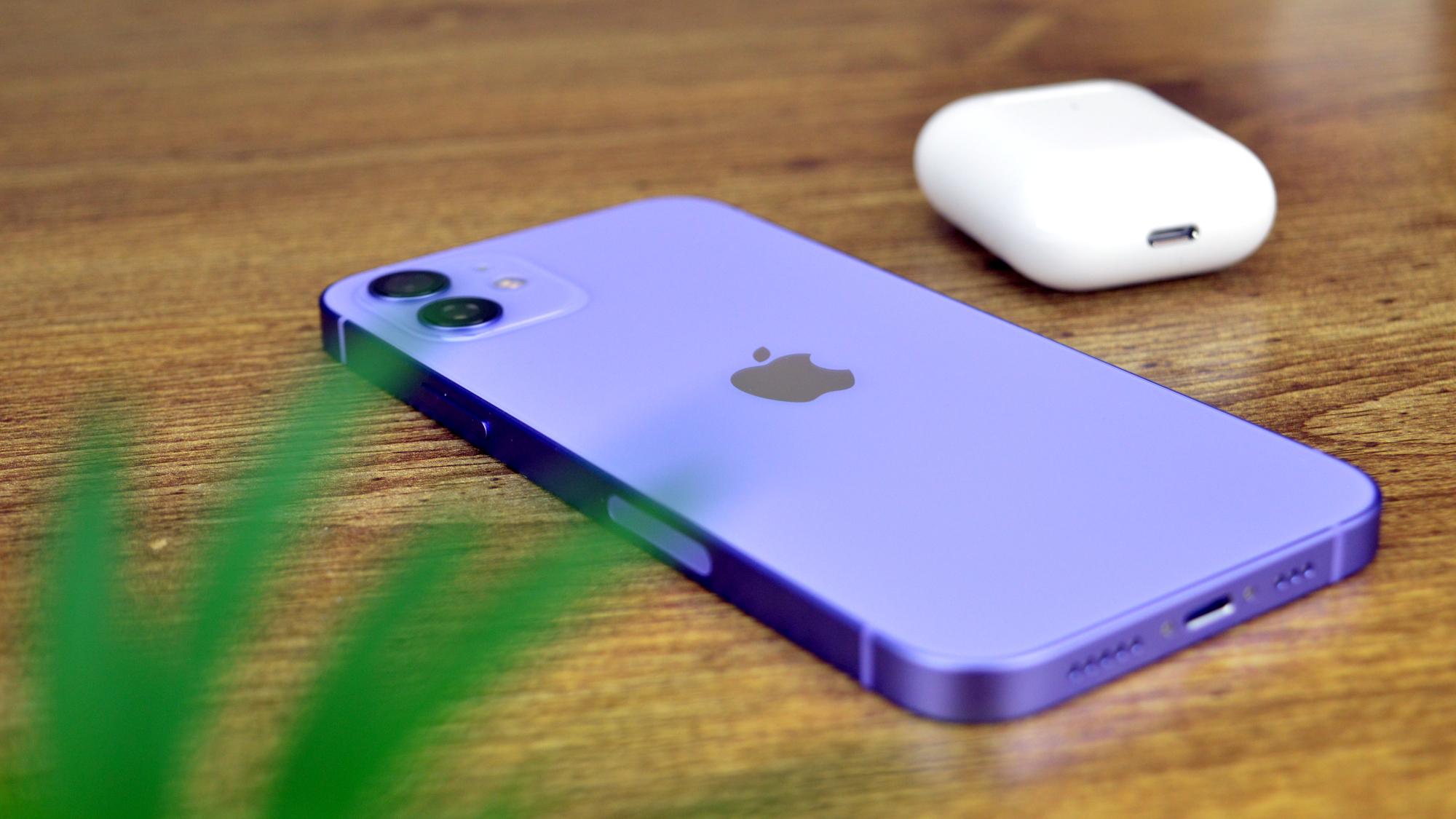 Critique de l'iPhone 12 d'Apple