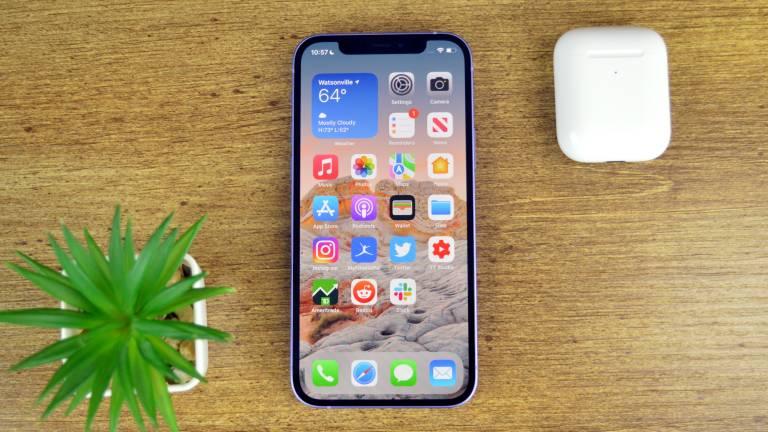Apple iPhone 12 Display