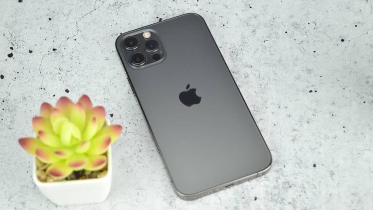 Apple iPhone 12 Pro Back