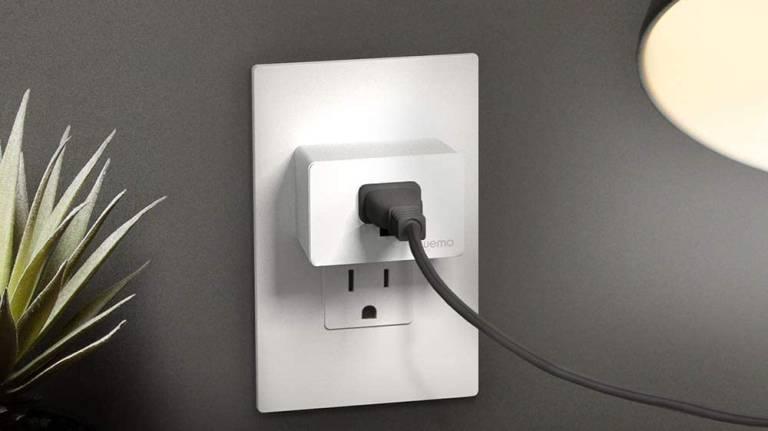 Belkin WeMo Wi-Fi Smart Plug