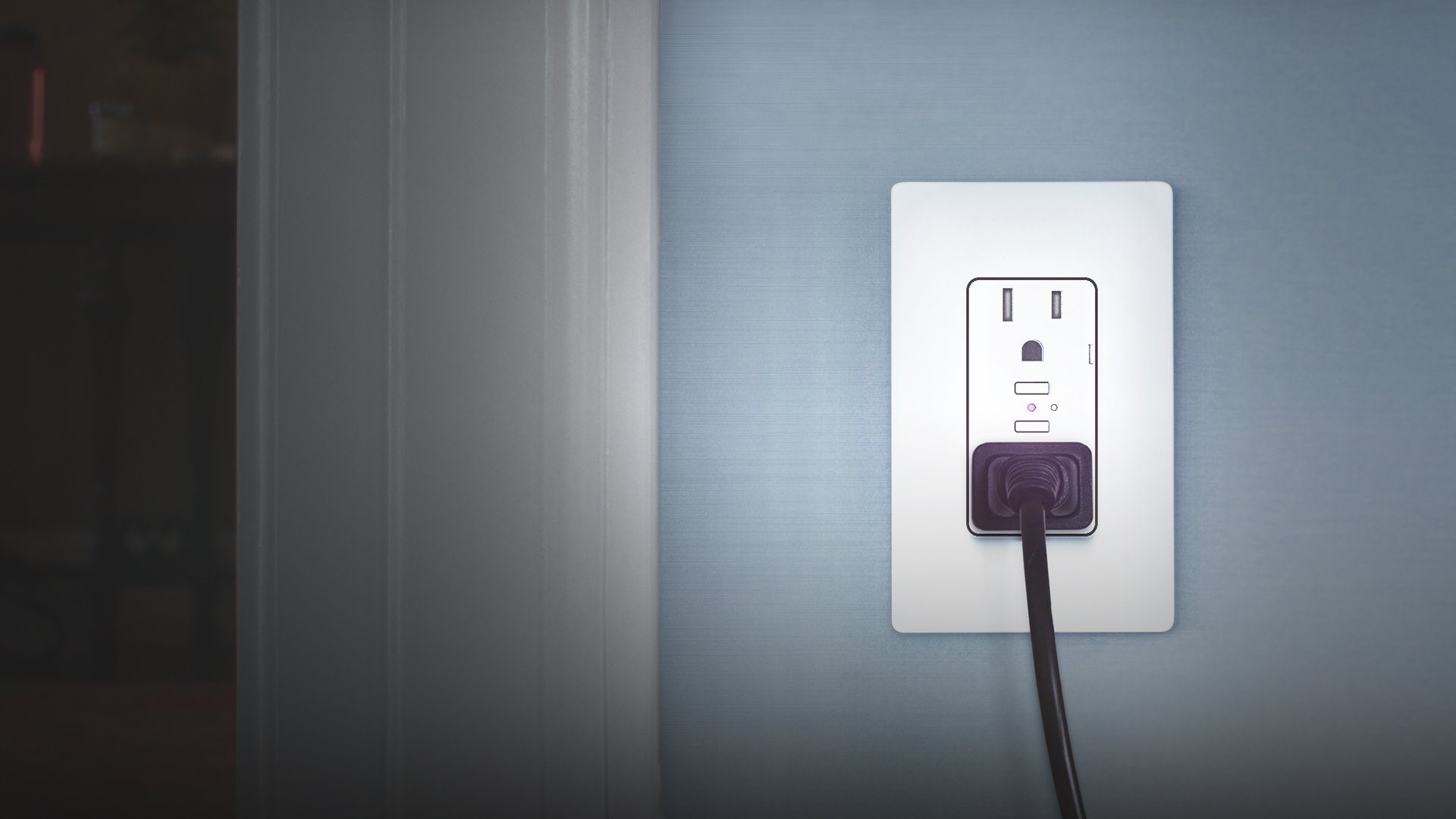 iDevices Smart Wall Outlet