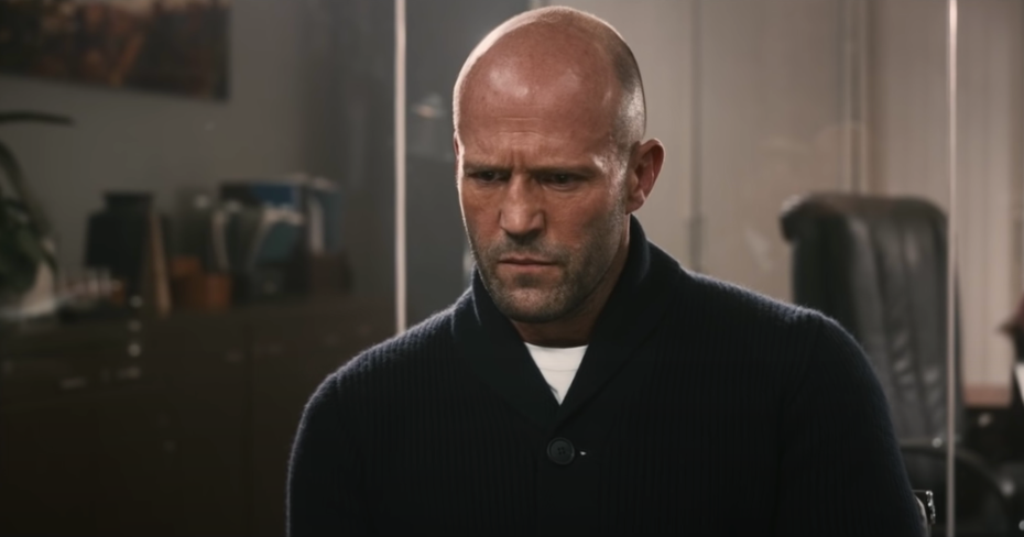 You'll never guess what Jason Statham used to do before he became a movie star