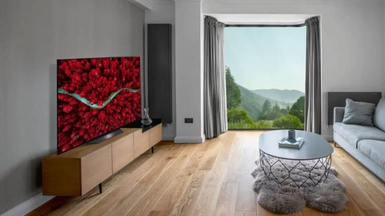 LG OLED BX TV