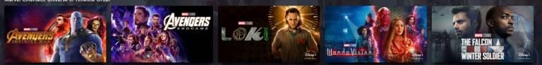 MCU Chronology Loki