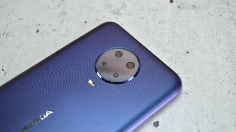 Nokia G20 Camera