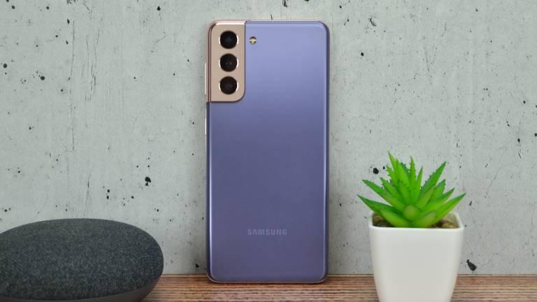 Samsung Galaxy S21 Back