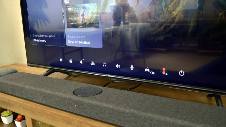 Sony PS5 Interface 2