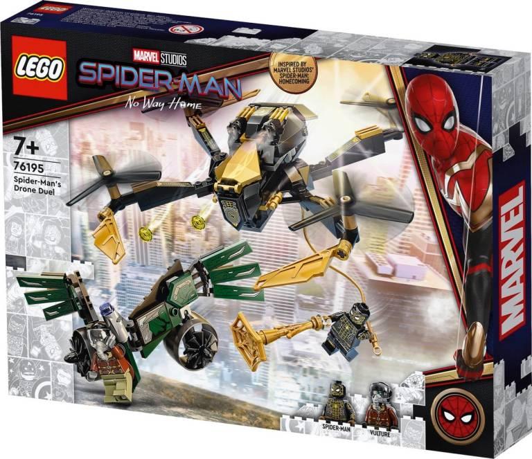 Spider-Man: No Way Home Toys