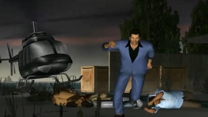 GTA remastered trilogy
