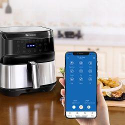 Air Fryer With Alexa