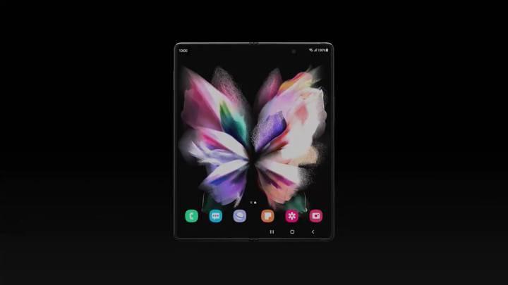 Galaxy Z Fold 3 reveal