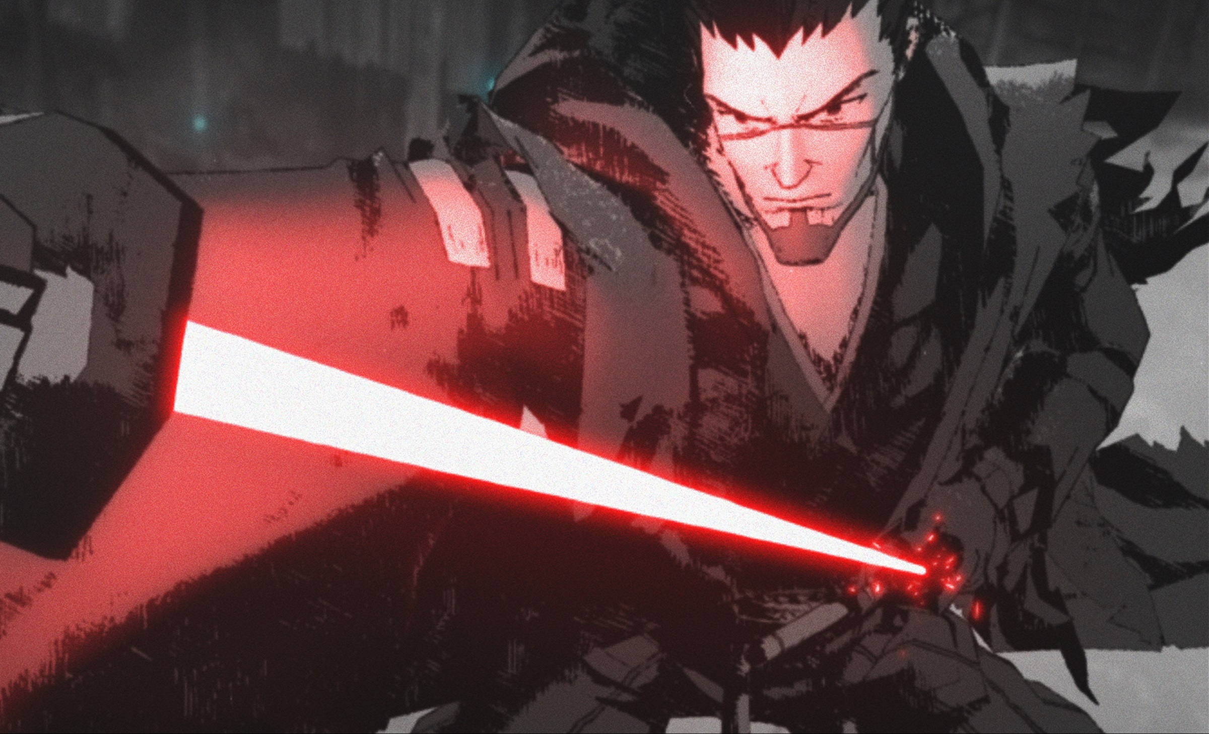 The first 'Star Wars: Visions' trailer turns a galaxy far, far away into a stunning anime