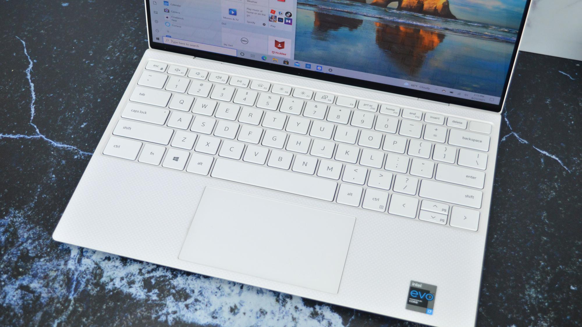 Dell XPS 13 9310 Keyboard