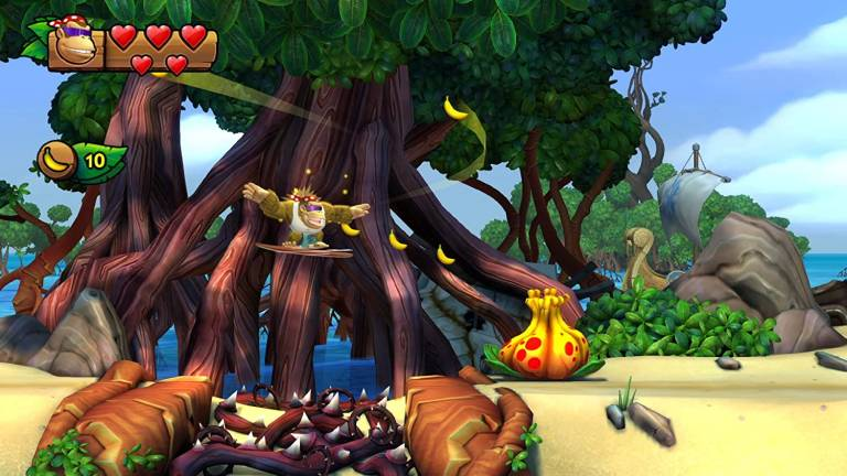 Donkey Kong Country: Tropischer Frost