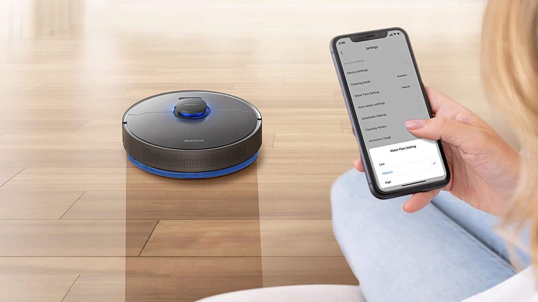 Self Emptying Robot Vacuum