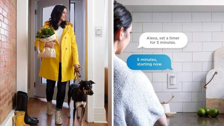 smart light switch on Amazon