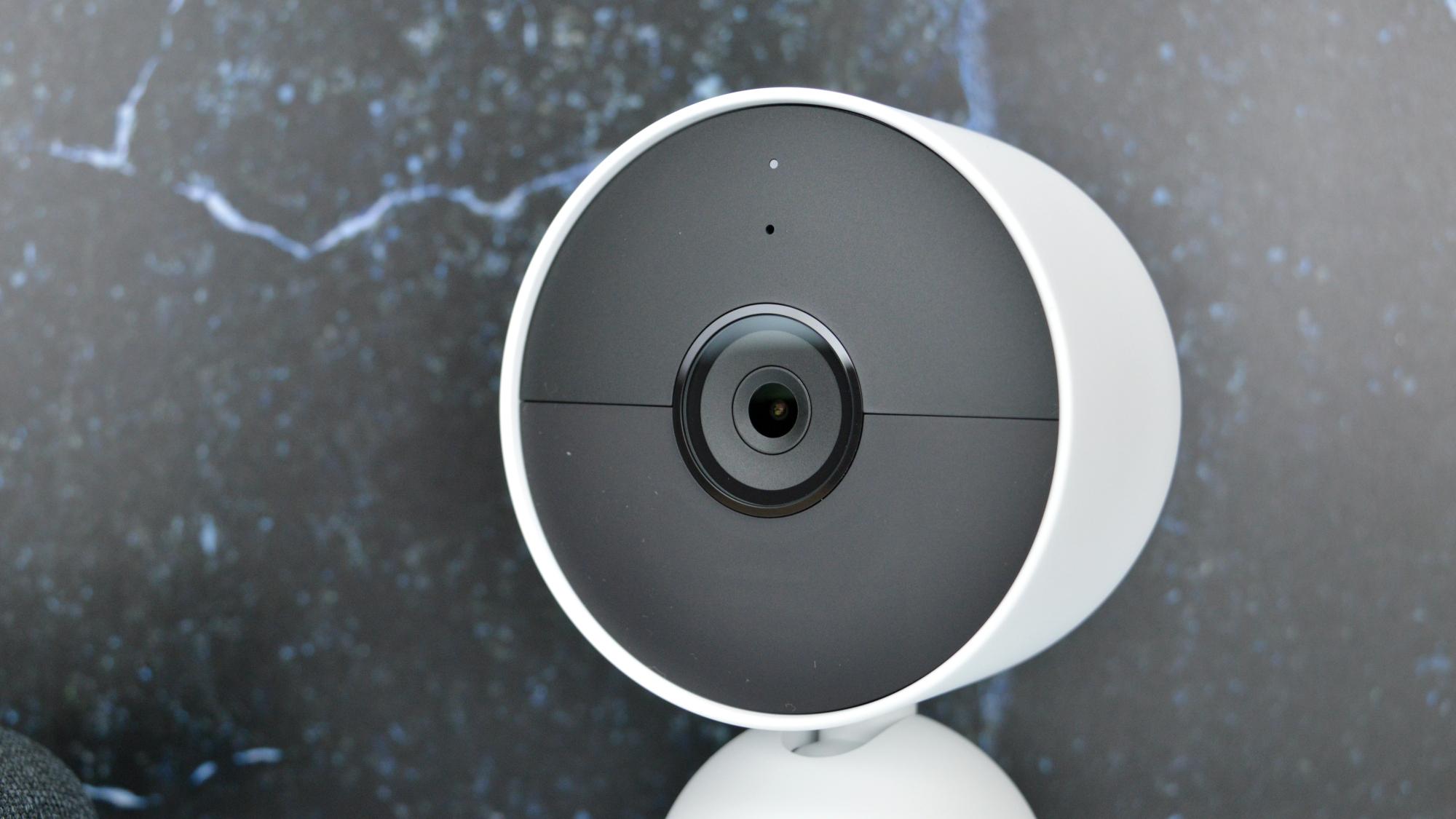 Google Nest Cam Front