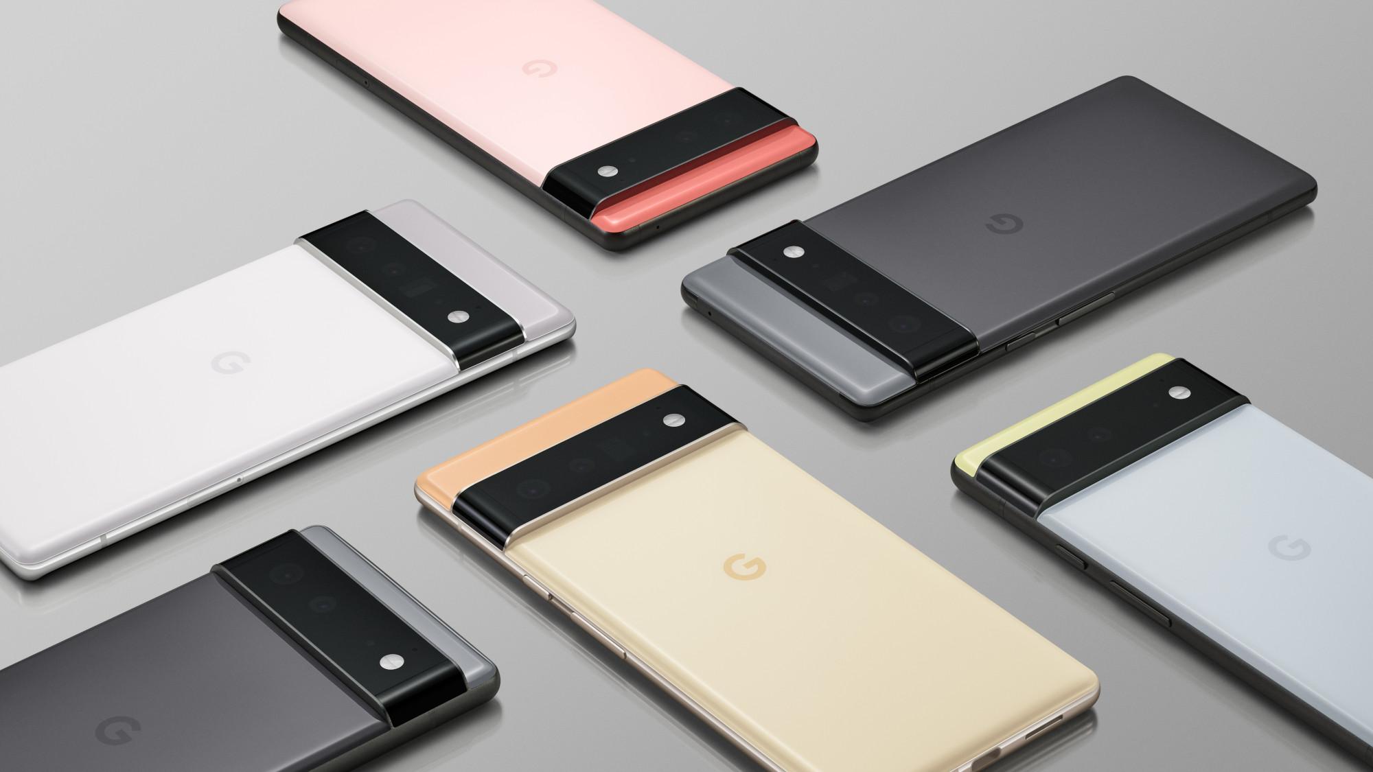 Google Pixel 6 Main