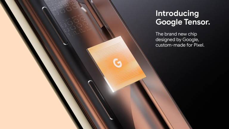 Google Tensor SoC